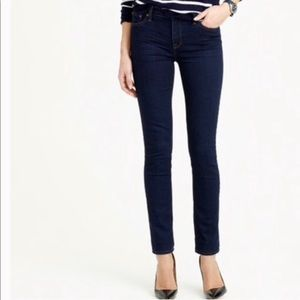 J. Crew Reid High Rise Slim Jeans 25 Q3154
